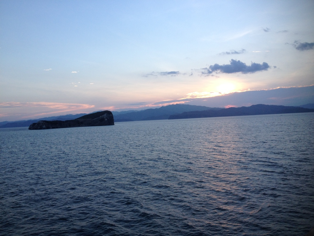 Ferry Ride from San Jose to Monte Zuma, Costa Rica!!